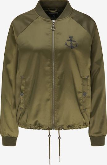 DREIMASTER Jacke in oliv, Produktansicht