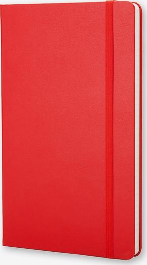 MOLESKINE Notizbücher P/A6- Kariert in rot, Produktansicht