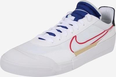 NIKE Sneaker 'Nike Drop-Type' in royalblau / rot / weiß, Produktansicht