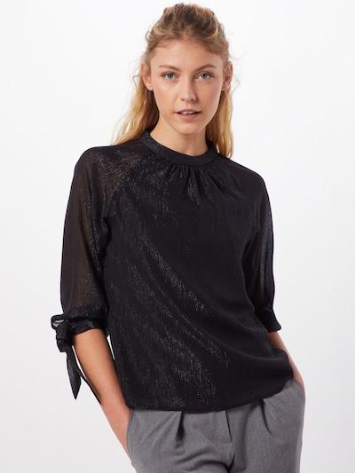VILA Bluse 'VIBETANI' in schwarz, Modelansicht