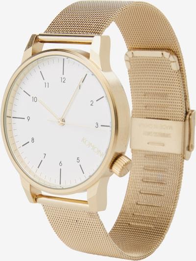 Komono Uhr 'Winston Royale' in gold, Produktansicht