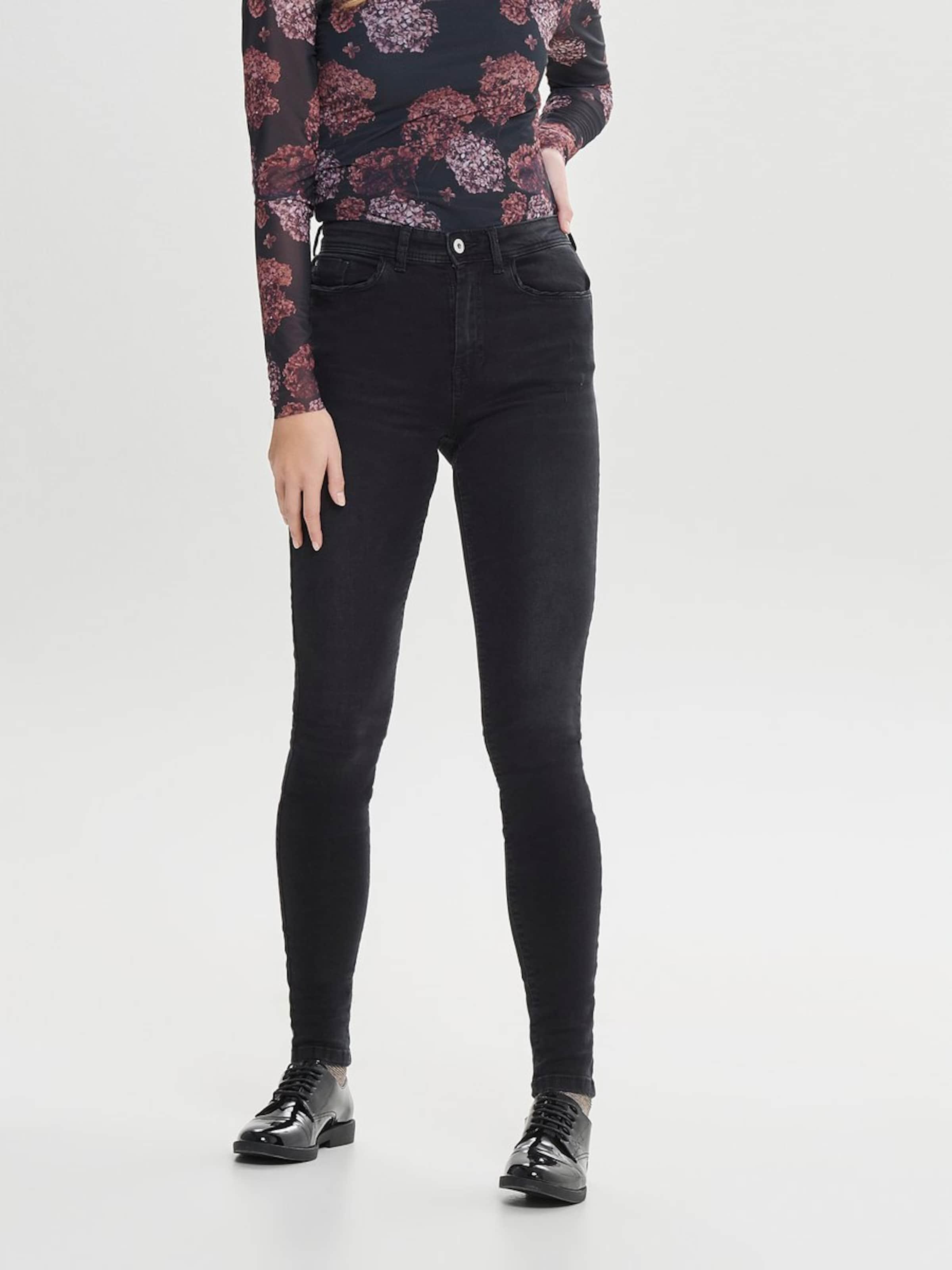 'jona' Jacqueline Yong In Jeans Schwarz De iPukXZ
