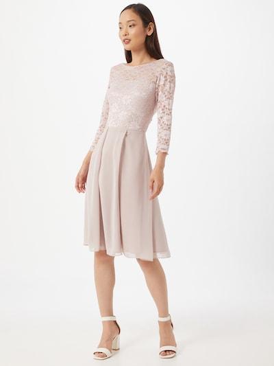 SWING Kleid in puder, Modelansicht