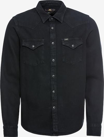 Lee Hemd 'WESTERN' in schwarz, Produktansicht