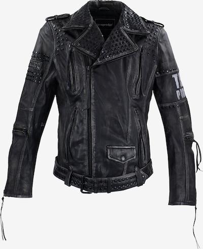 trueprodigy Between-Season Jacket 'Dwayne' in Black, Item view