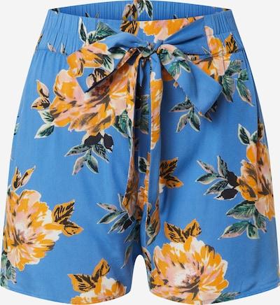 Pantaloni PIECES pe albastru, Vizualizare produs
