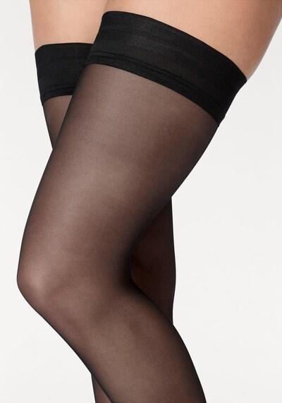 LASCANA Over the Knee Socks ' 20DEN' in Black, Item view