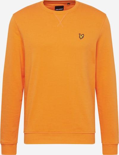 Lyle & Scott Sweater majica u žuta / narančasta / crna, Pregled proizvoda