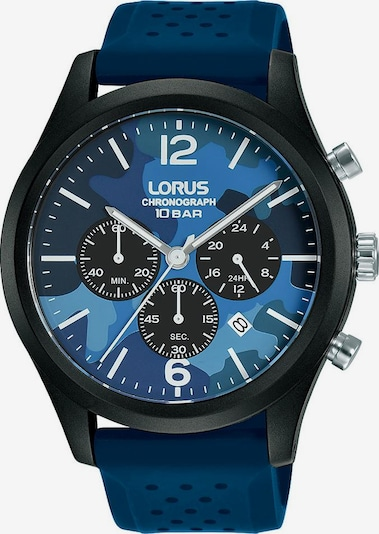 LORUS LORUS Chronograph »Lorus Sport, RT301JX9« in blau, Produktansicht