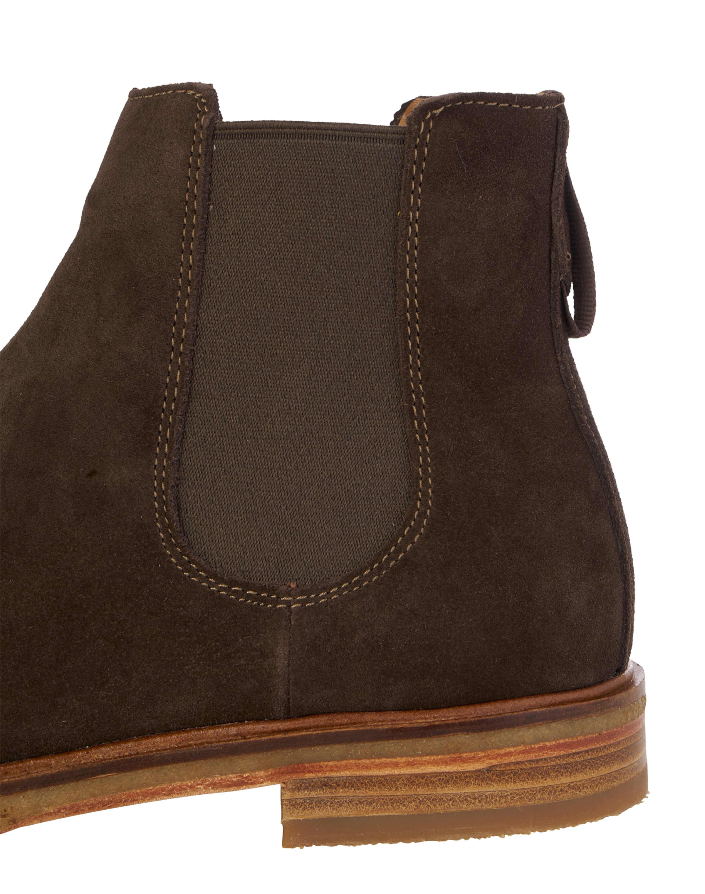 'clarkdale Clarks Chelsea In Dunkelbraun Gobi' Boots fgy6b7Y