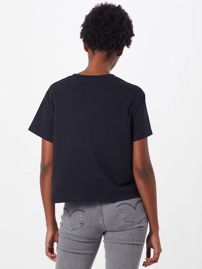 LEVI'S Shirt 'GRAPHIC VARSITY' in schwarz: Rückansicht