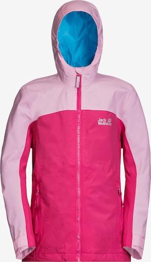 JACK WOLFSKIN Jacke in rosa, Produktansicht