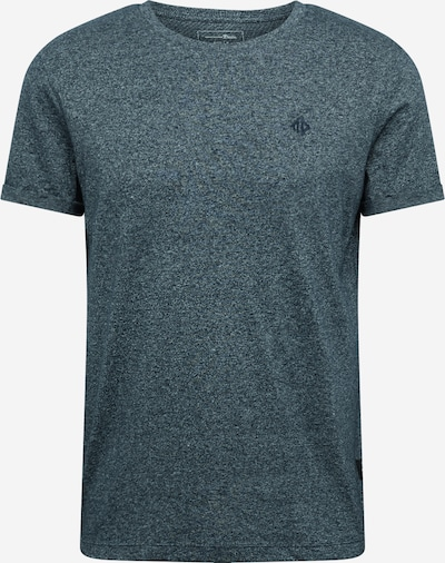 TOM TAILOR DENIM T-Shirt in dunkelblau, Produktansicht