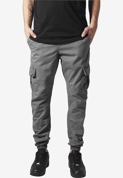 Urban Classics Kalhoty - tmavě šedá, Model/ka
