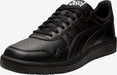ASICS SportStyle Sneaker 'JAPAN S' in schwarz: Frontalansicht