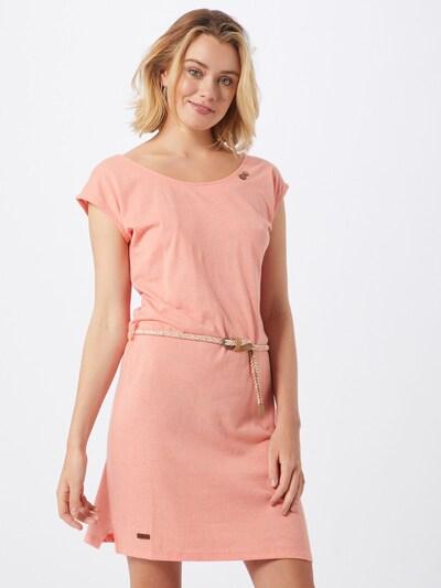 Ragwear Kleid 'SOFIA' in pfirsich, Modelansicht