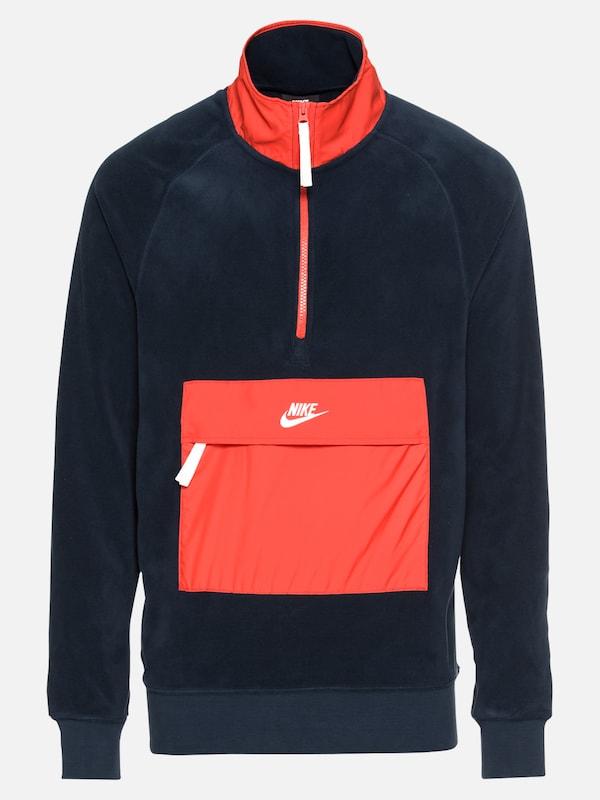 'm Rouge Bleu Wntr Nike Mi Core Foncé saison Snl' Nsw En Veste Top Sportswear Hz w77zq6xI