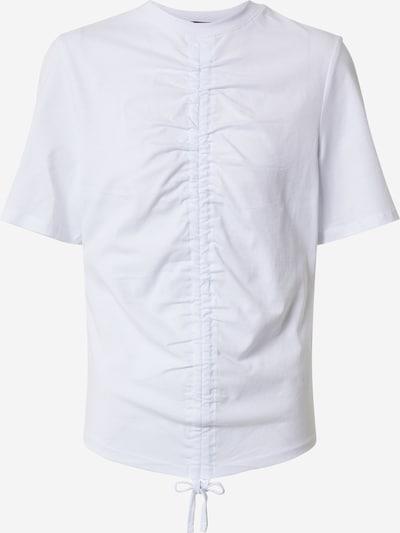 Rut & Circle T-shirt 'ELLEN DRAWSTRING' en blanc, Vue avec produit