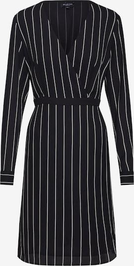 Suknelė 'DANIELLA' iš SELECTED FEMME , spalva - kremo / juoda: Vaizdas iš priekio