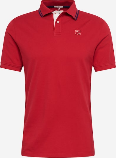 HKT by HACKETT Poloshirt in rot, Produktansicht