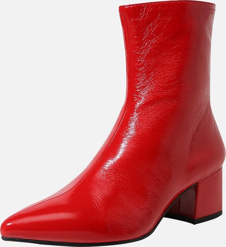 Shoemakers Vagabond En Bottines 'mya' Rouge 35R4AjL