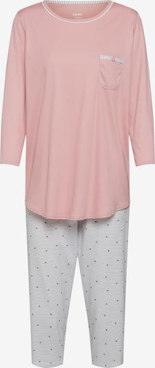 CALIDA Pižama | rosé barva, Prikaz izdelka