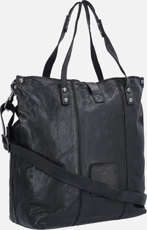 Campomaggi Shopper Tasche Leder 30 cm