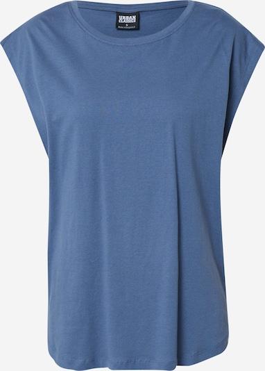 Urban Classics T-shirt en bleu, Vue avec produit