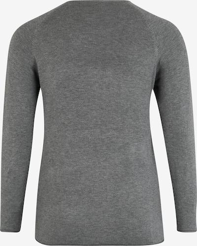 Megztinis iš ONLY Carmakoma , spalva - margai pilka: Vaizdas iš galinės pusės