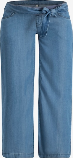 Esprit Maternity Culotte in blue denim, Produktansicht