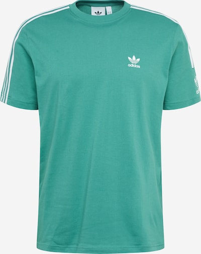 ADIDAS ORIGINALS Shirt in jade, Produktansicht