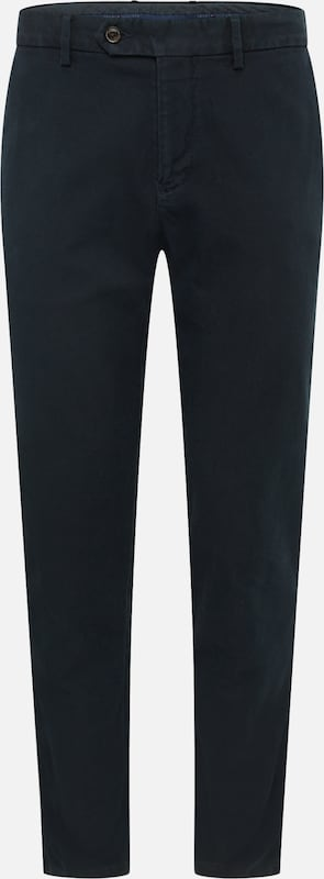 TOMMY HILFIGER Chino 'DENTON HONEYCOMB' in de kleur Donkerblauw, Productweergave