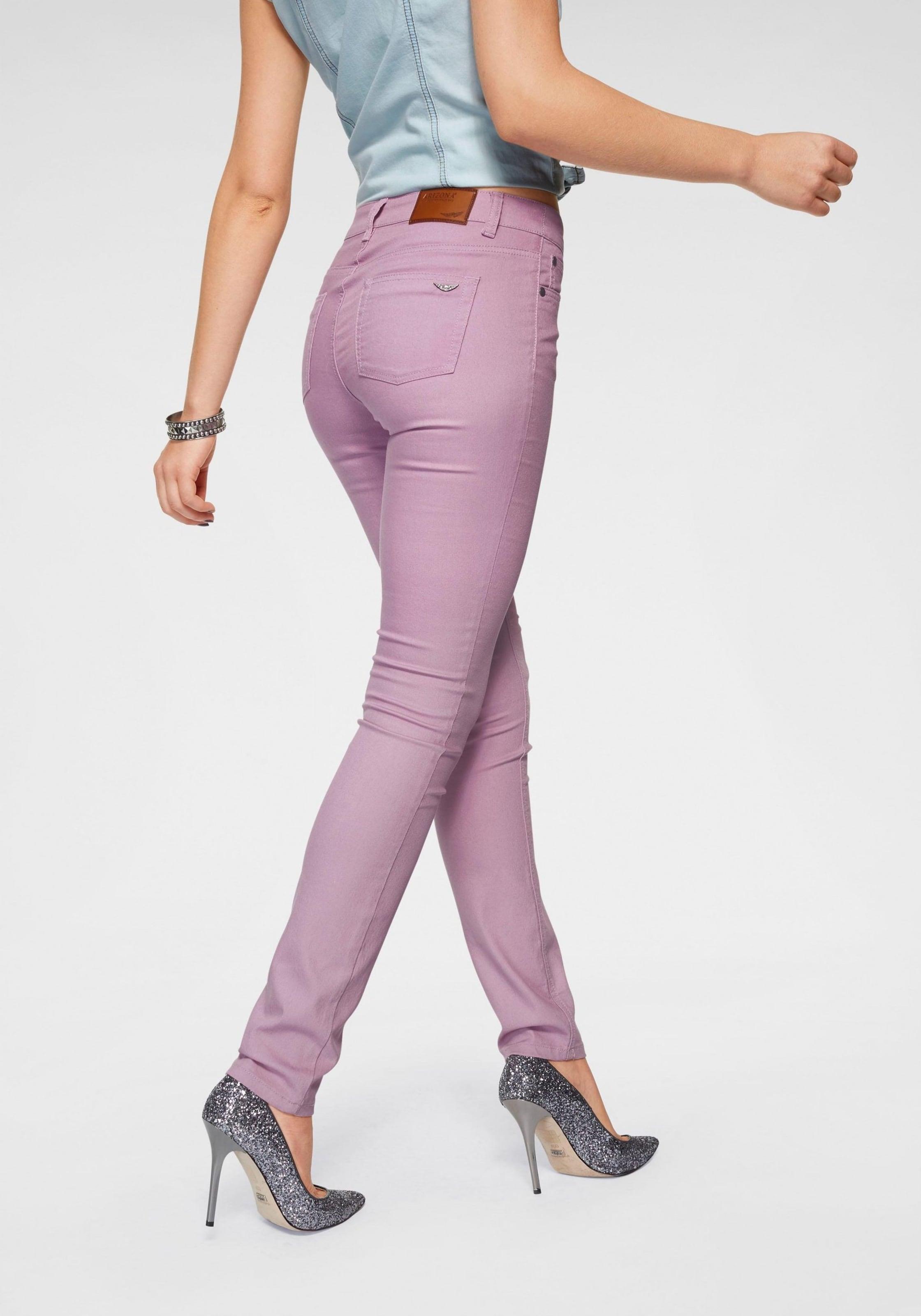 Arizona Arizona Jeans Jeans Flieder In In Flieder dxhrCQts
