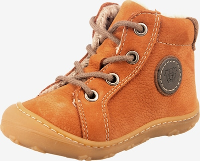 Pepino Stiefel in orange, Produktansicht
