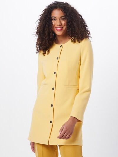 b.young Tenký kabát 'Bydala' - žlutá, Model/ka