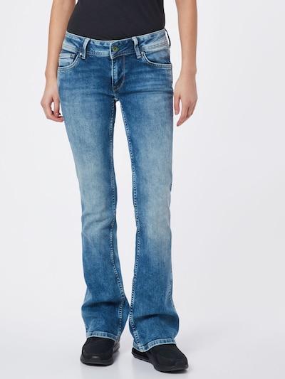 Pepe Jeans Džinsi 'NEW PIMLICO' pieejami zils džinss, Modeļa skats