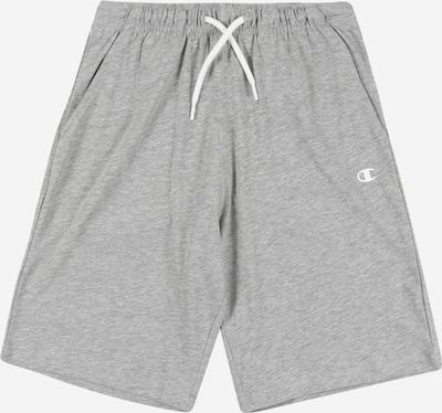 Champion Authentic Athletic Apparel Sweatshorts in grau, Produktansicht