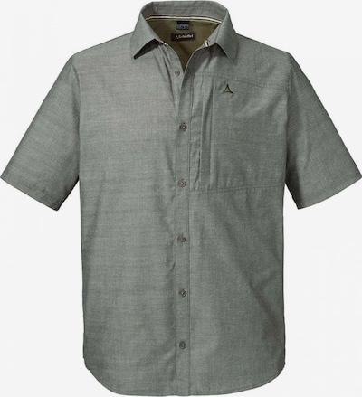 Schöffel Hemd 'Stockholm3' in smaragd, Produktansicht