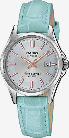 CASIO Uhr 'LTS-100L-2AVEF' in türkis, Produktansicht