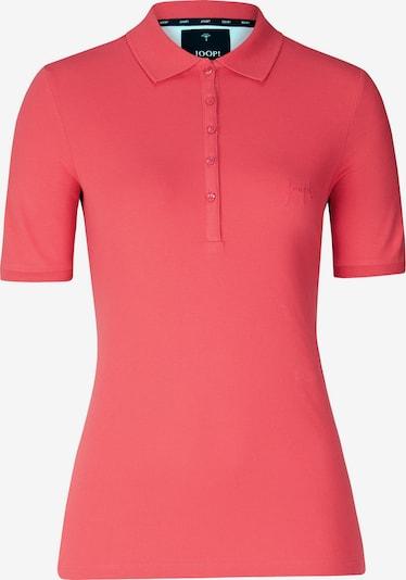 JOOP! Poloshirt 'Thea' in orangerot, Produktansicht