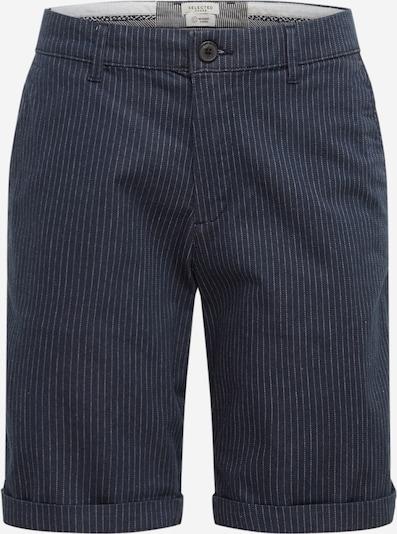 Pantaloni SELECTED HOMME pe navy, Vizualizare produs