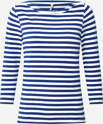 ONLY Shirt'Fifi Life' in blau / weiß, Produktansicht