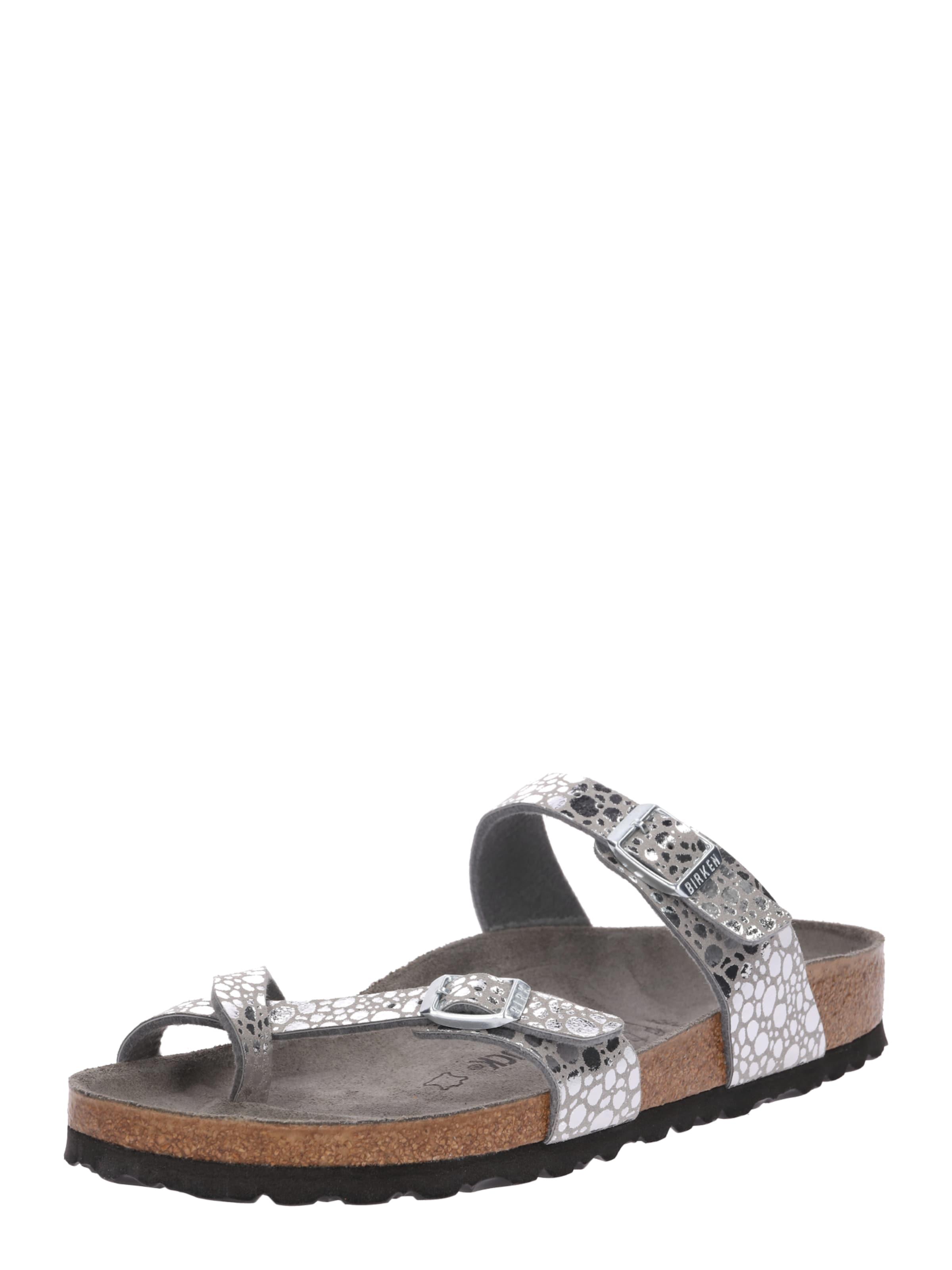 BIRKENSTOCK Lacksandale Mayari Verschleißfeste billige Schuhe