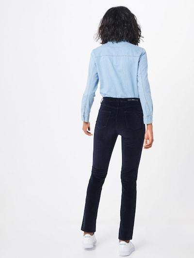 Kelnės 'Mary' iš BRAX , spalva - tamsiai mėlyna: Vaizdas iš galinės pusės
