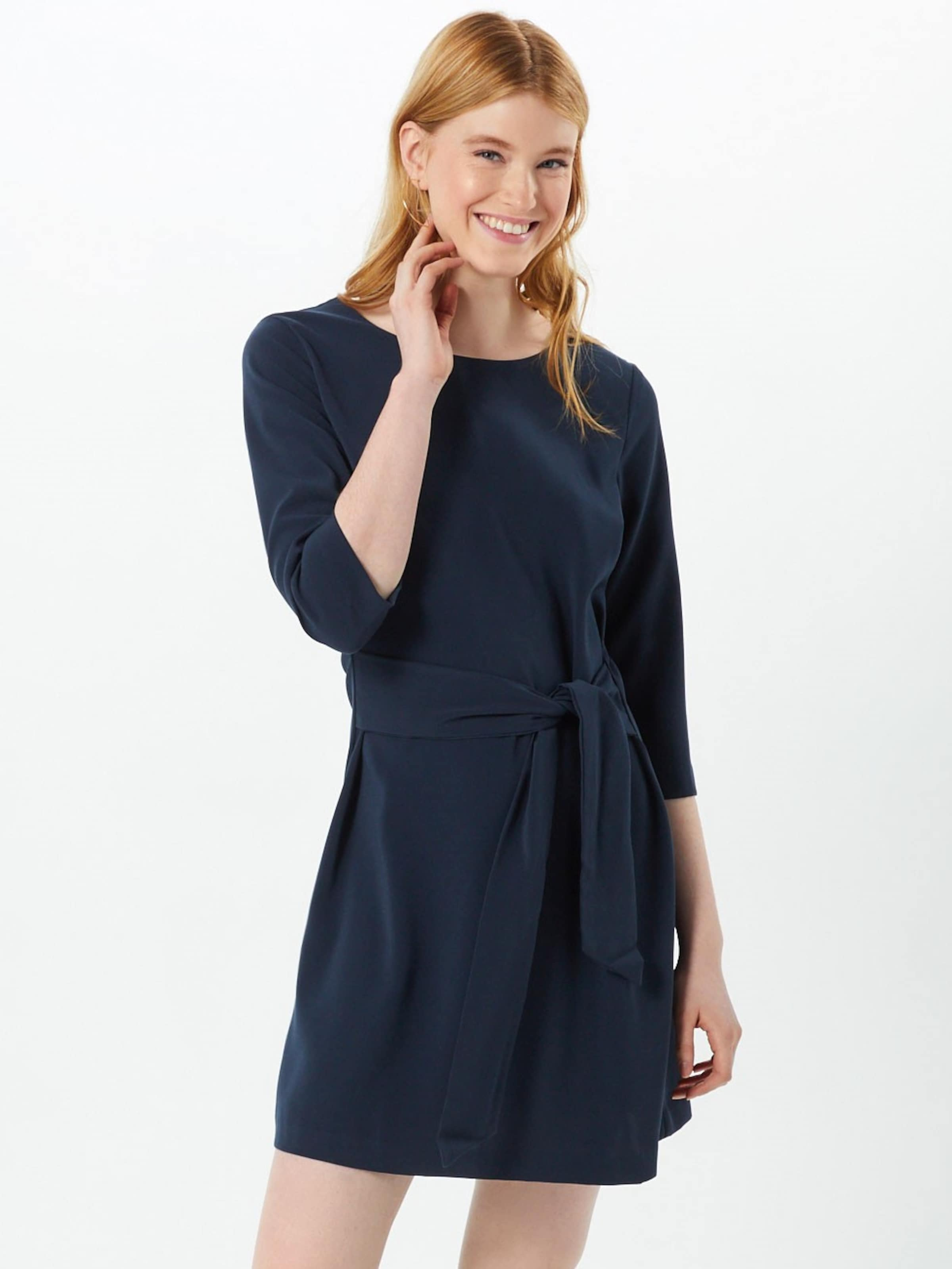 Vila 'nathalia' Vila Dunkelblau In Dunkelblau Kleid 'nathalia' In Kleid 'nathalia' Kleid Vila OkZuXiP