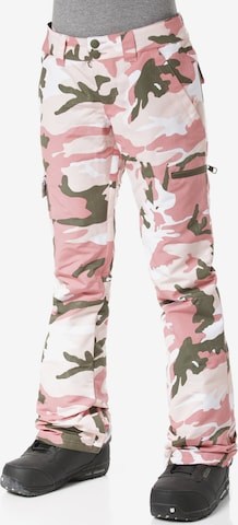 DC Shoes Snowboardhose 'Recruit' in Pink