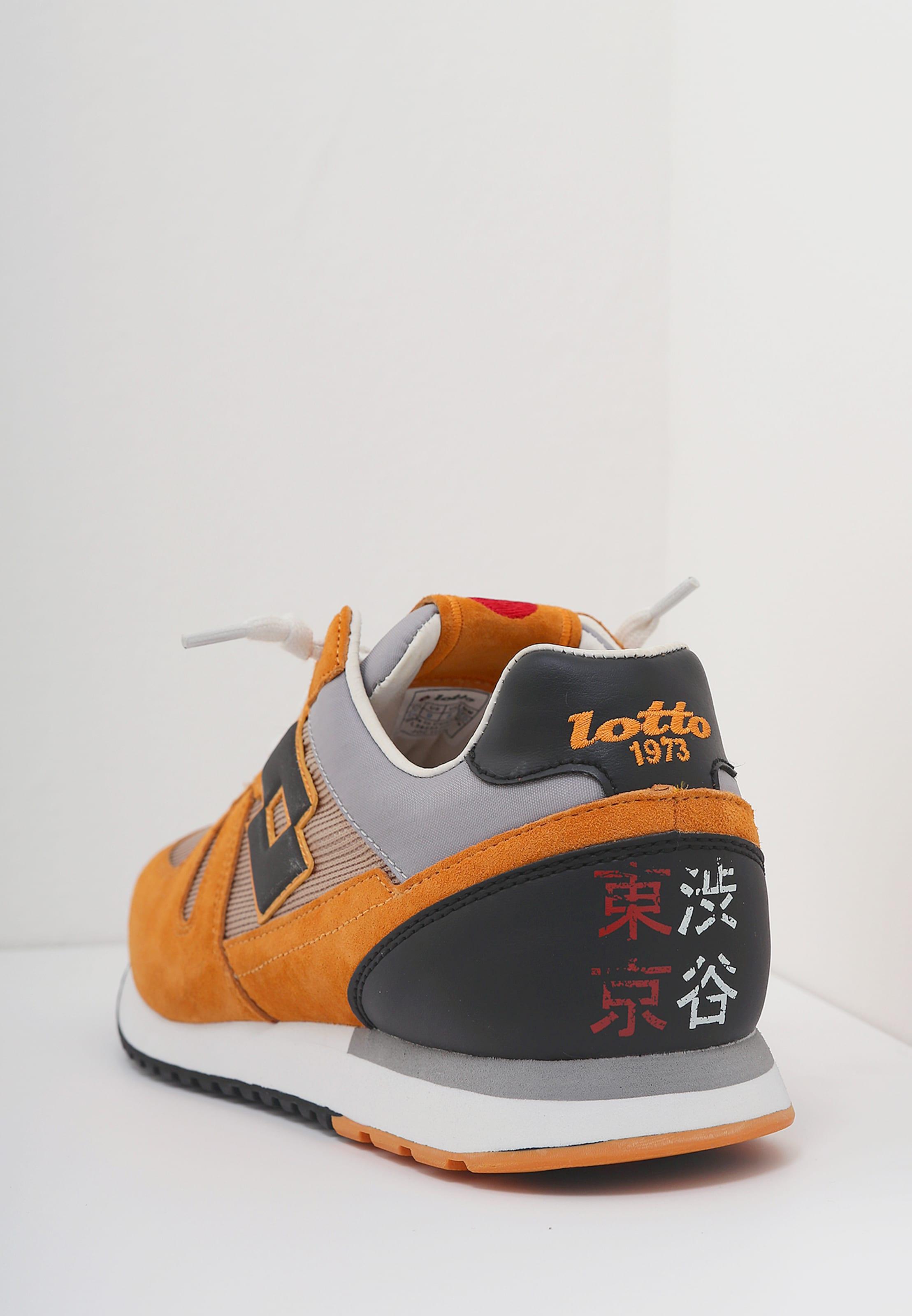 Sneaker Lotto 'tokyo Apricot Shibuya' In Leggenda HellgrauOrange 8n0wkOP