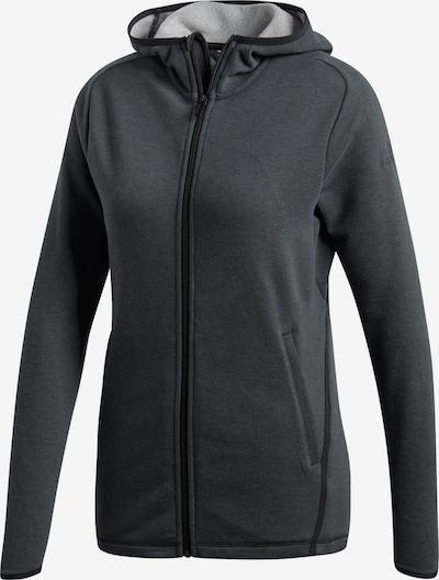 ADIDAS PERFORMANCE Functionele fleece jas 'Prime' in de kleur Antraciet, Productweergave