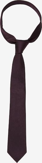 SEIDENSTICKER Stropdas 'Schwarze Rose' in de kleur Rood / Bordeaux, Productweergave