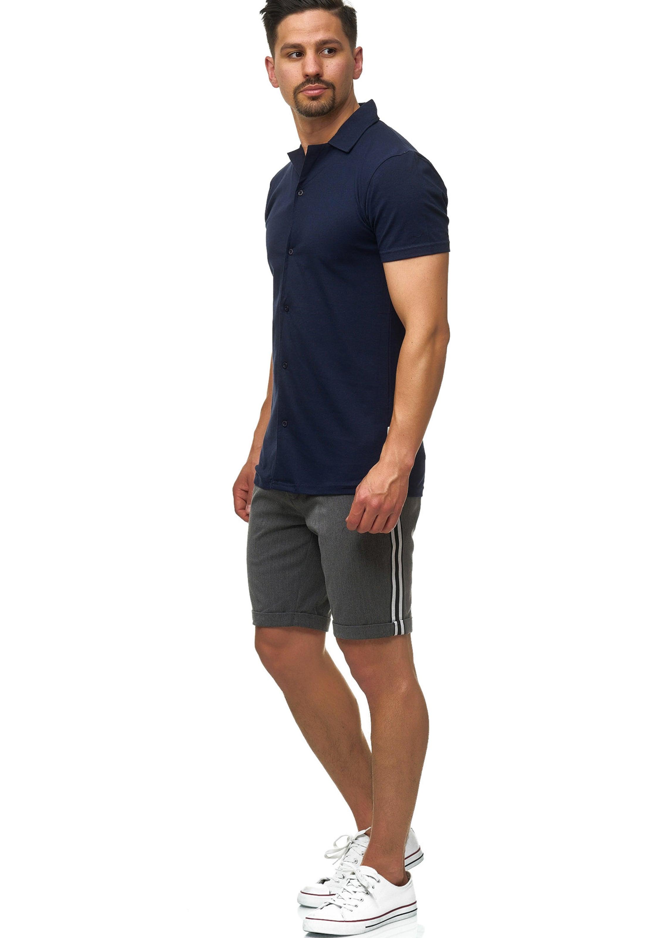 En Indicode Gentiane Chemise 'biggerstaff' Jeans 8Nwk0XnOP
